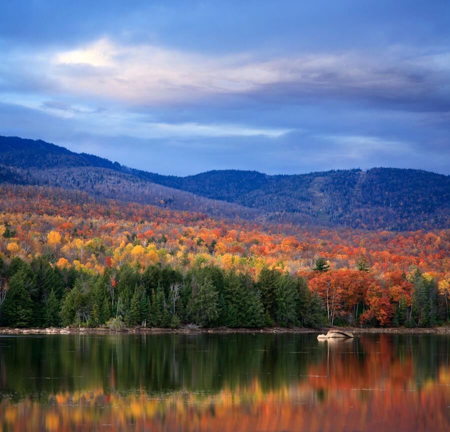 Loon Lake, Adirondack Mountains, New York