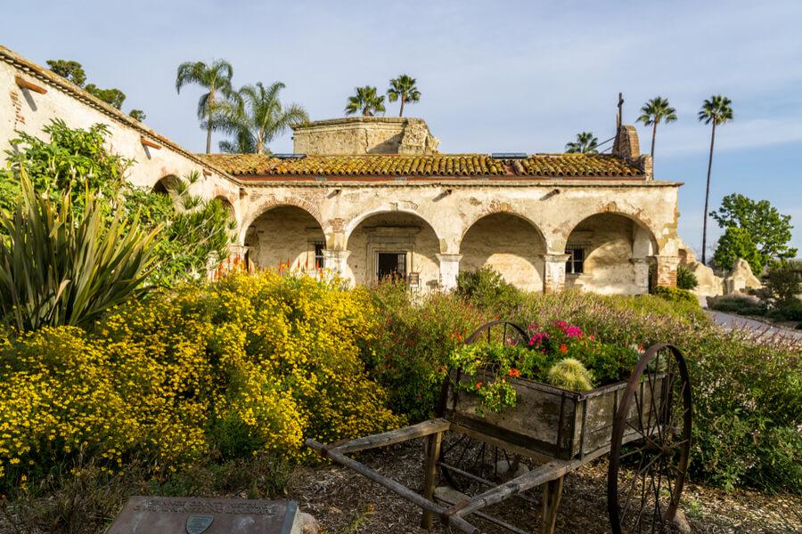 Mission San Juan Capistrano, CA, USA