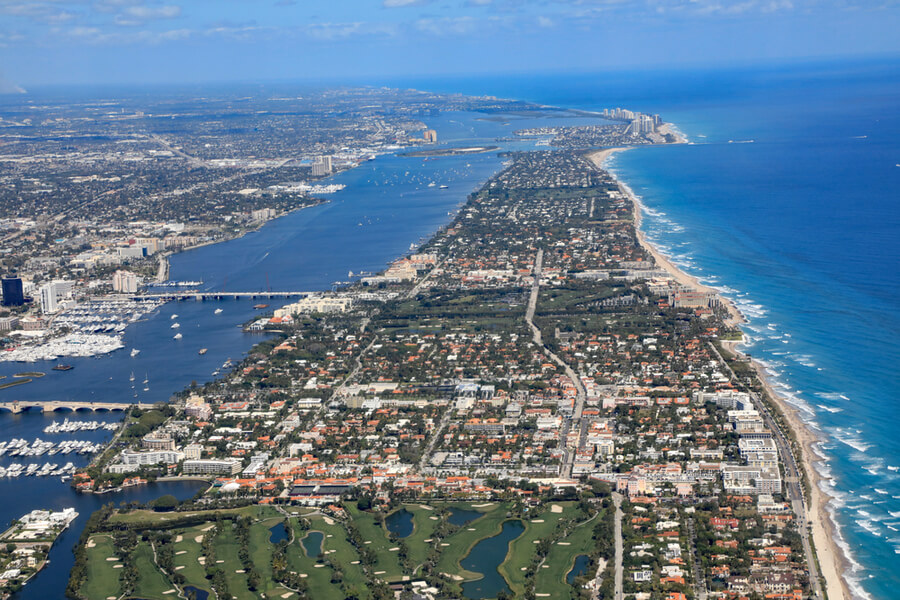 Palm Beach and Singer Island, Florida