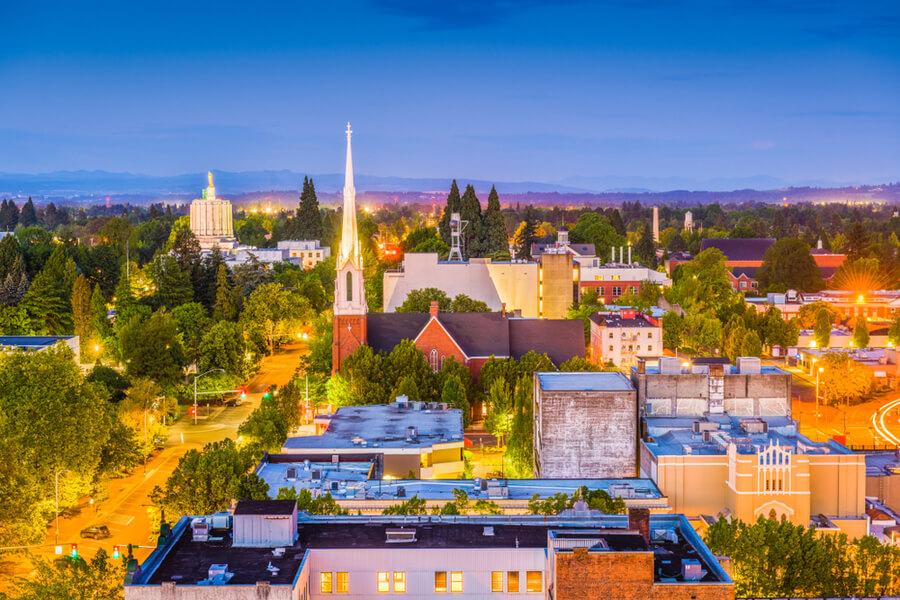 Salem, Oregon, USA