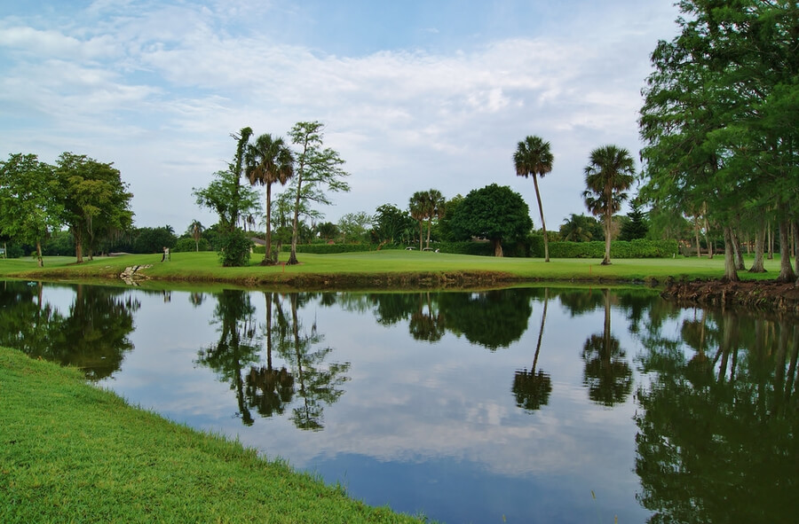 Tamarac Florida Golf Course