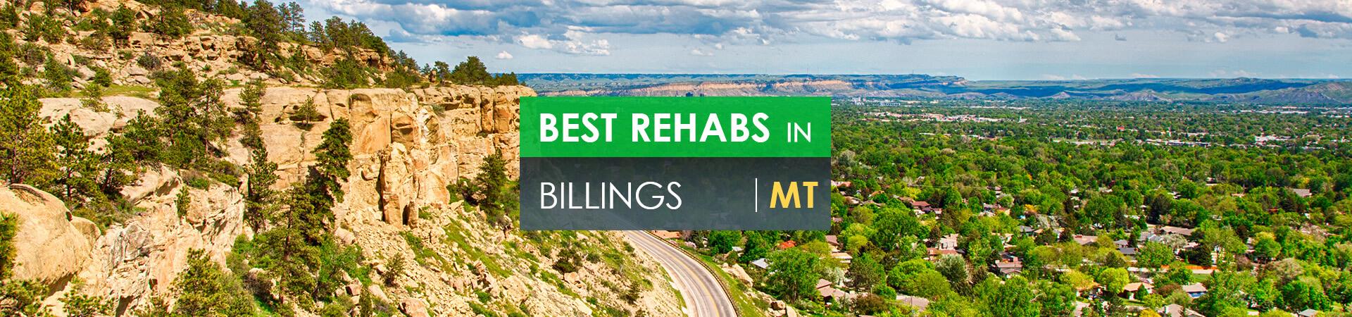 Best rehabs in Billings, MT