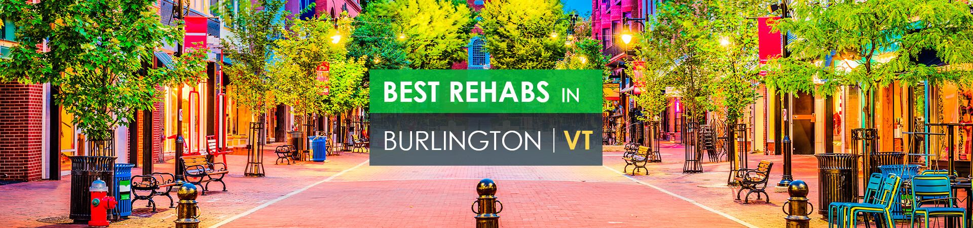 Best rehabs in Burlington, VT