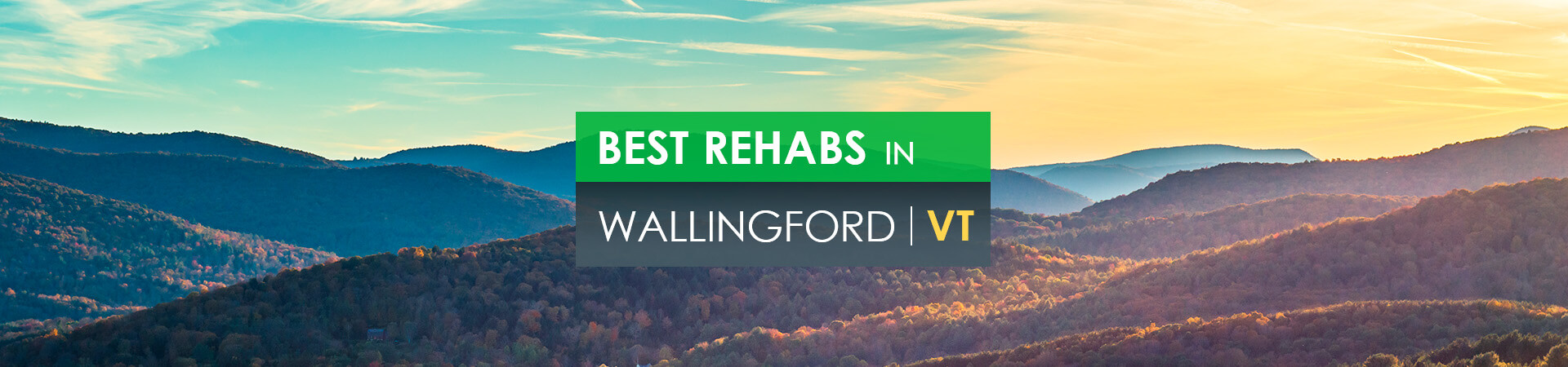Best rehabs in Wallingford, VT