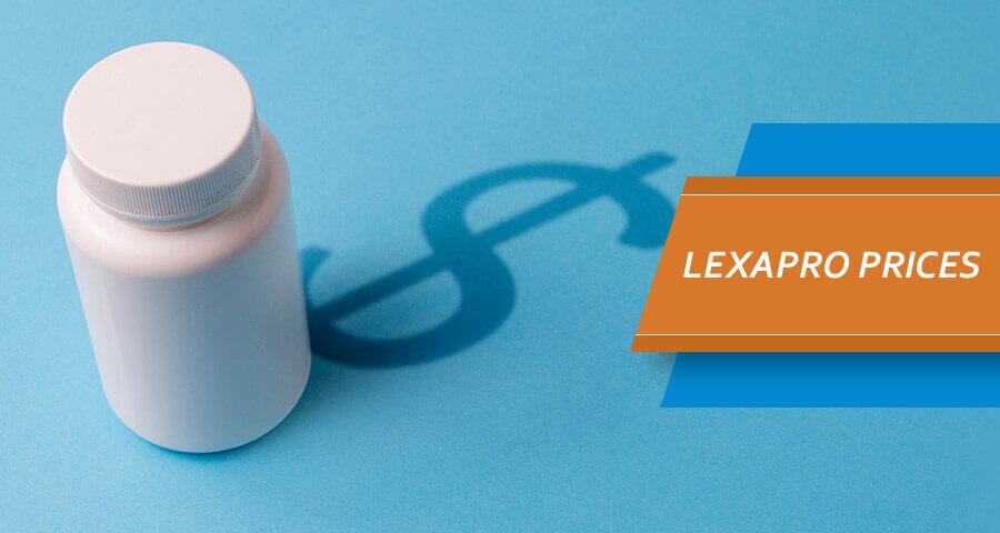 Lexapro price