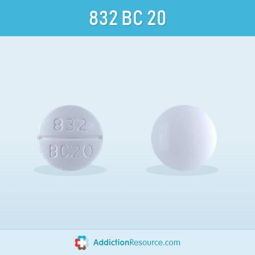 Baclofen 832 BC 20