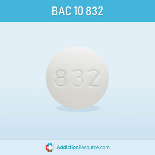 Baclofen BAC 10 832