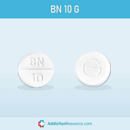 Baclofen BN 10 G