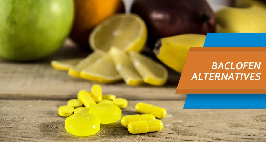 Baclofen Alternatives