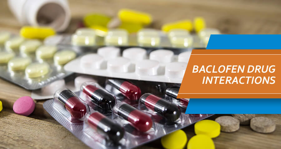 Can Baclofen and Tramadol Be Taken Together? Baclofen