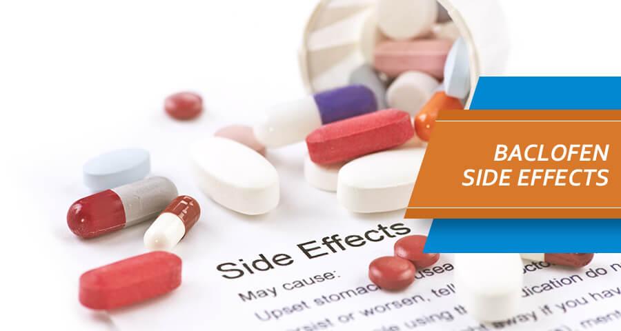 Baclofen Side Effects