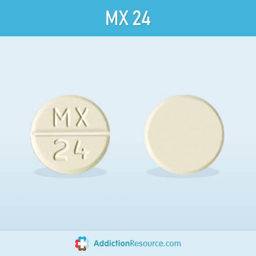 Baclofen MX 24