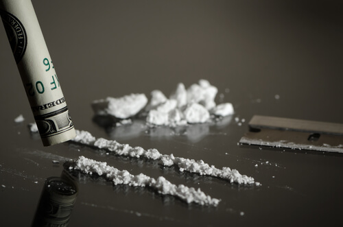 Snorting Baclofen Drug Powder