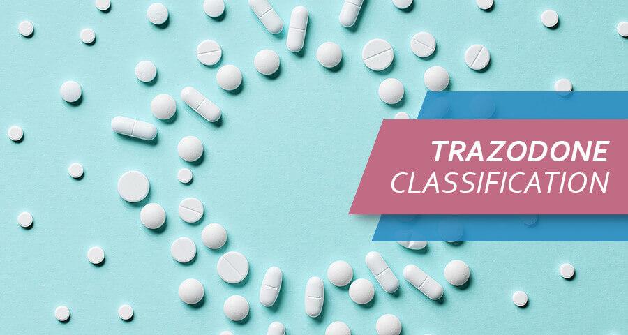 trazodone drug class