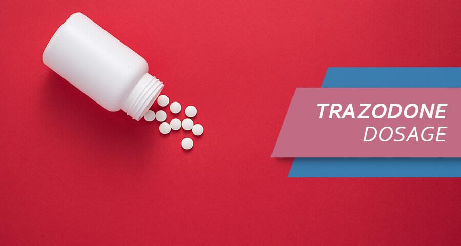 Trazodone dosage