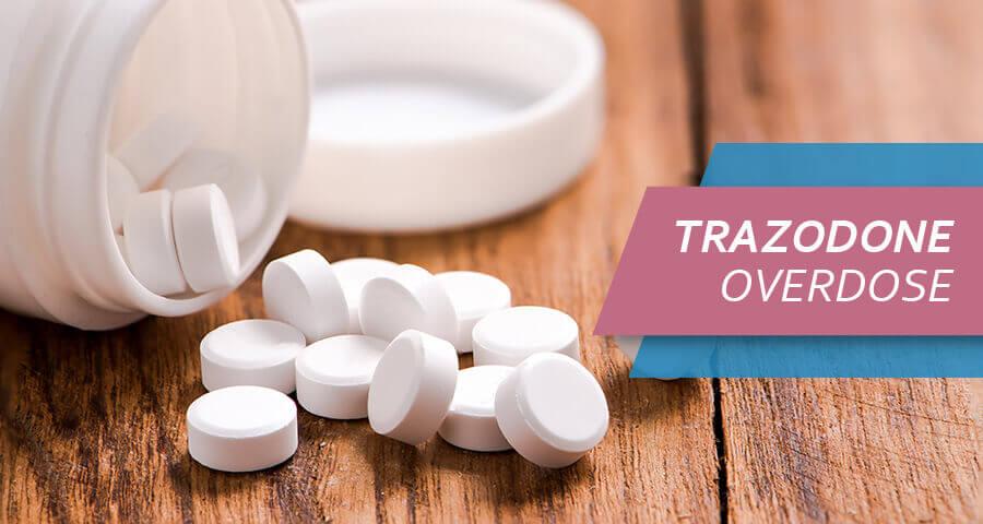 Trazodone overdose