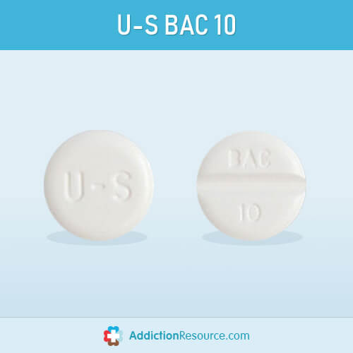Baclofen U-S BAC 10