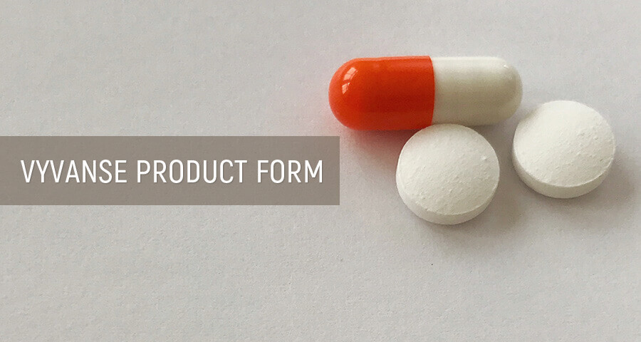 vyvanse pill and capsule