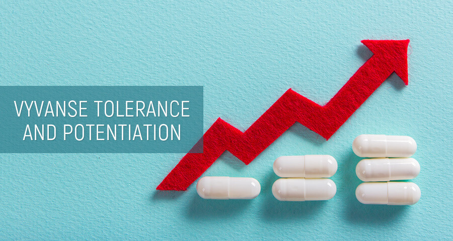 Vyvanse Tolerance And Potentiation: Why Does The Drug Stop