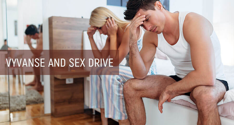 vyvanse sexual side effects
