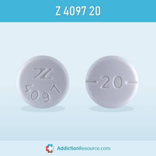 Baclofen Z 4097 20