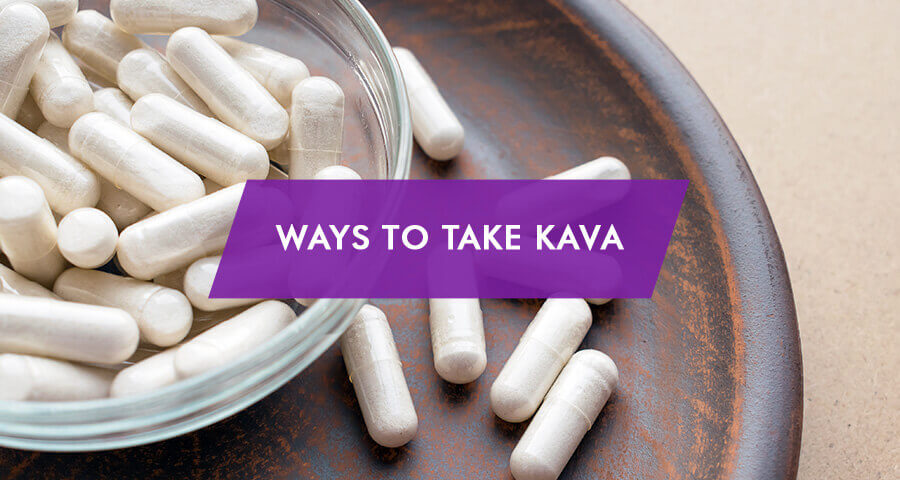 how to take kava