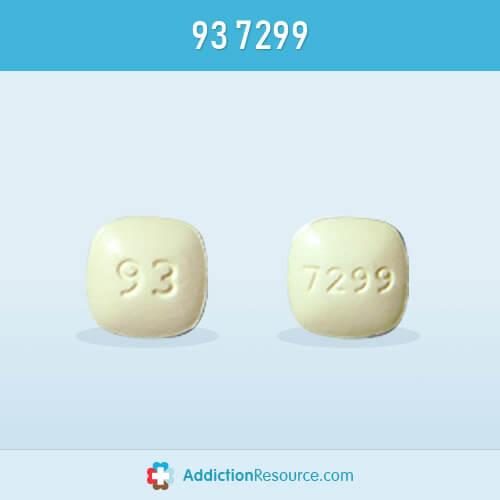 Meloxicam 93 7299