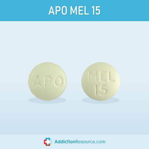 Meloxicam APO MEL 15 pill