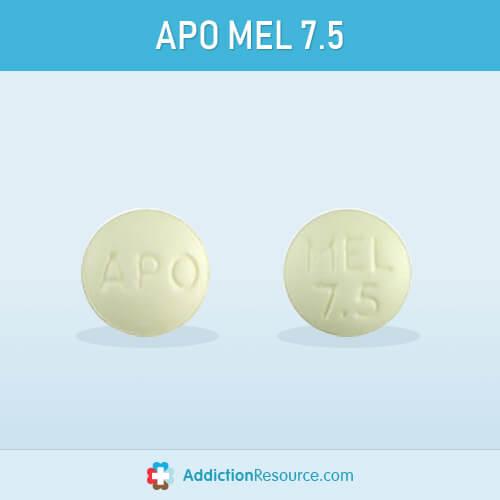 Meloxicam APO MEL 7.5 pill