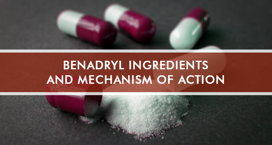 Benadryl Active Ingredients: How Long Do They Take to Work in Body?