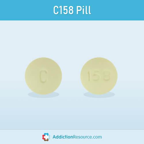 Meloxicam C158 Pill