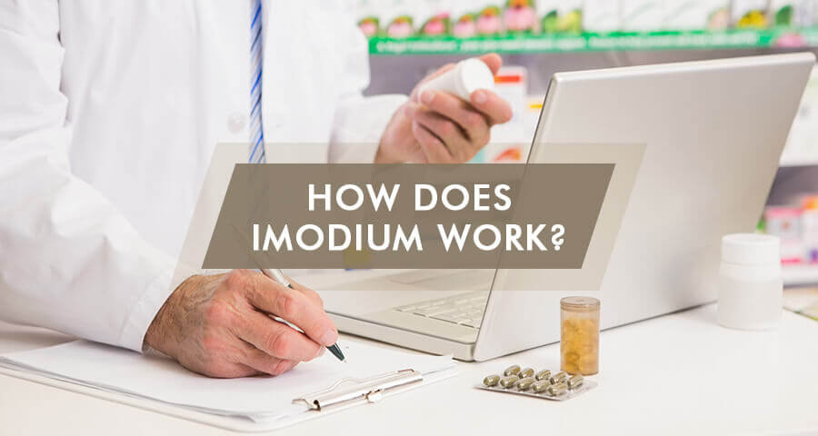 what does imodium do