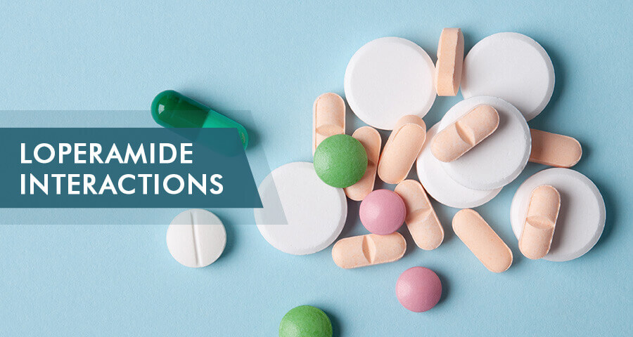imodium drug interactions