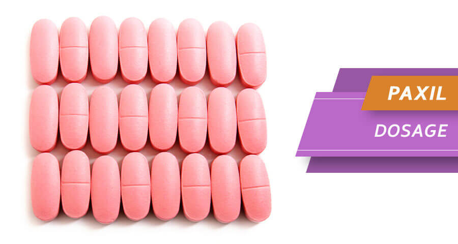 paxil dosages for different populations