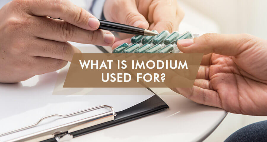 what is imodium for