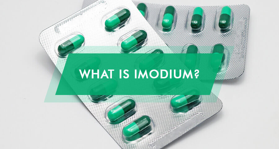 what is loperamide