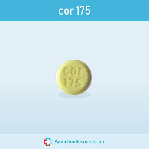 Meloxicam cor 175 pill
