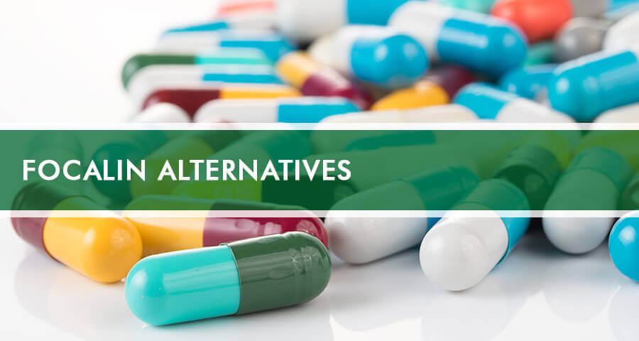 Alternatives to Focalin