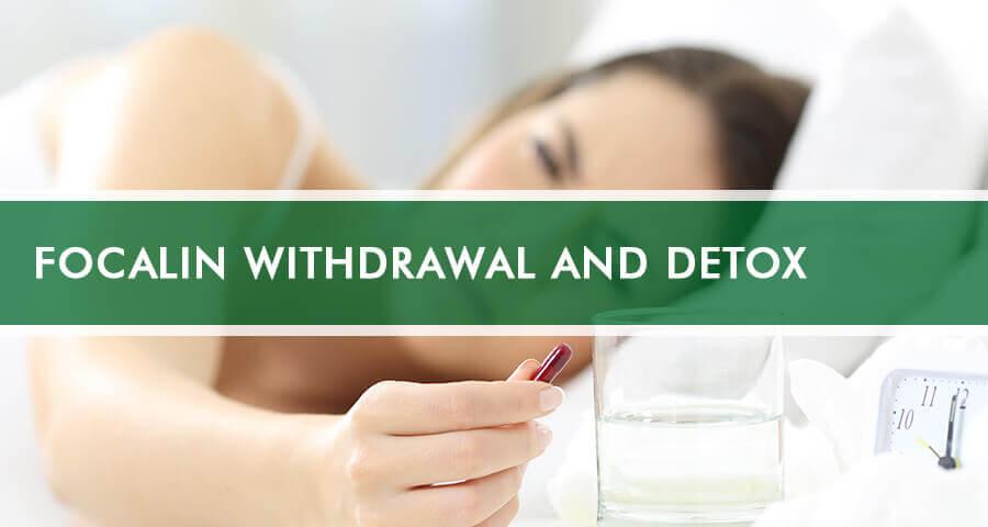 Focalin withdrawal