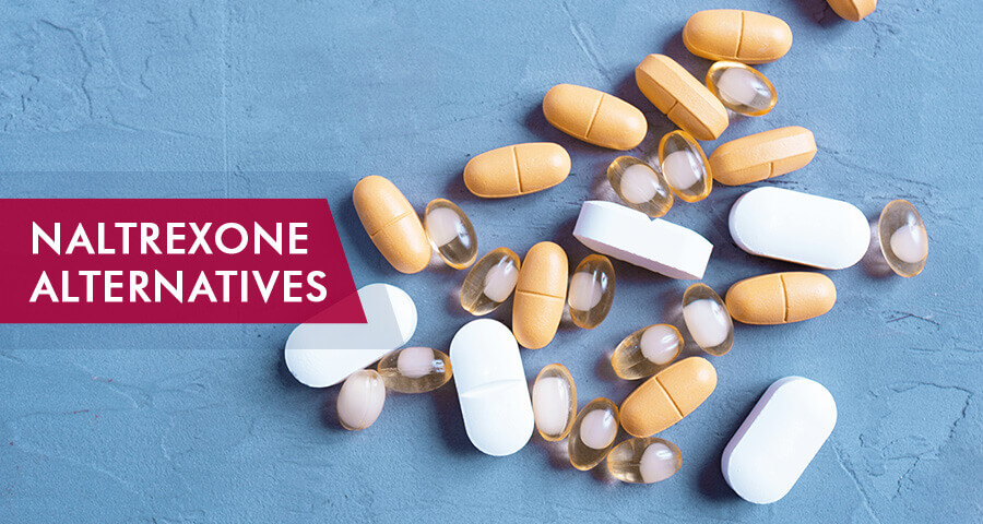 naltrexone alternative medications