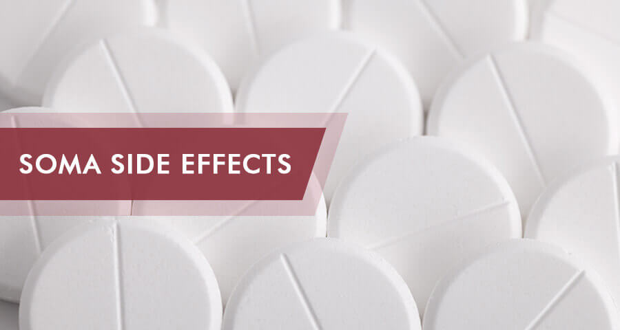 side effects of Soma