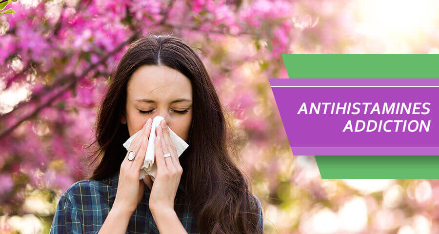 antihistamine addiction