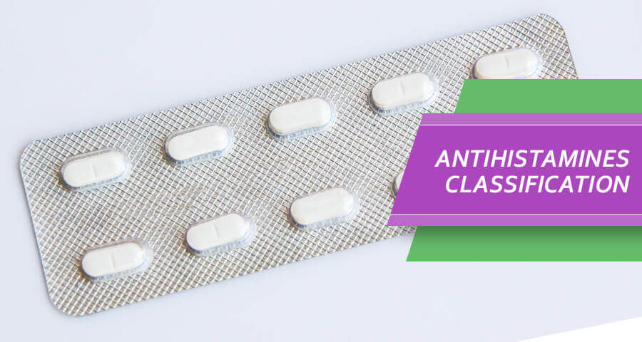 Antihistamines Classification