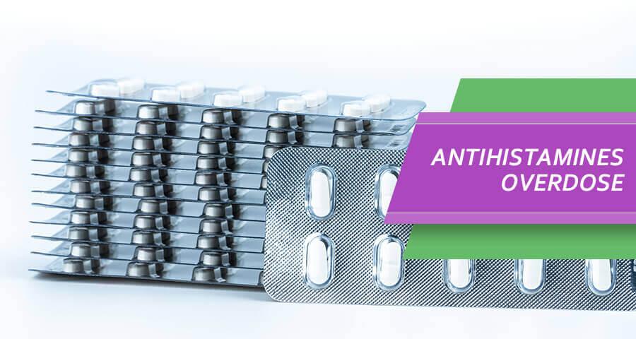 Antihistamine Overdose