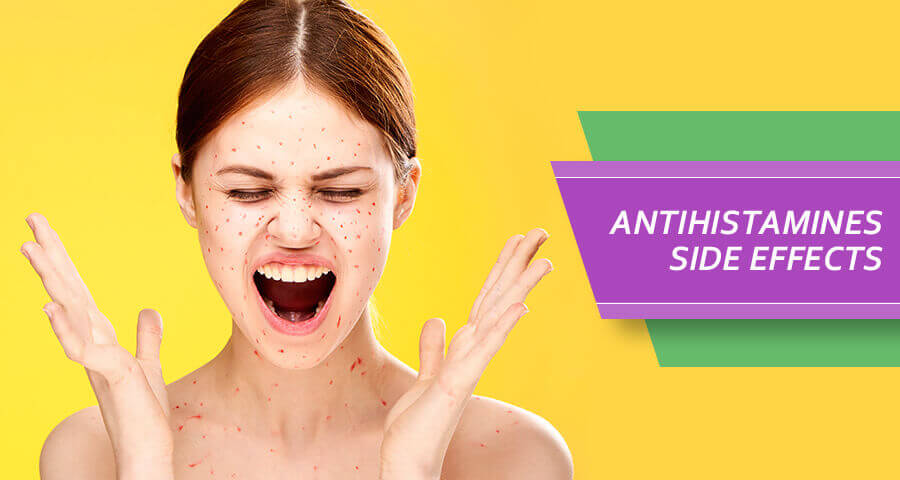 Antihistamines Side effects