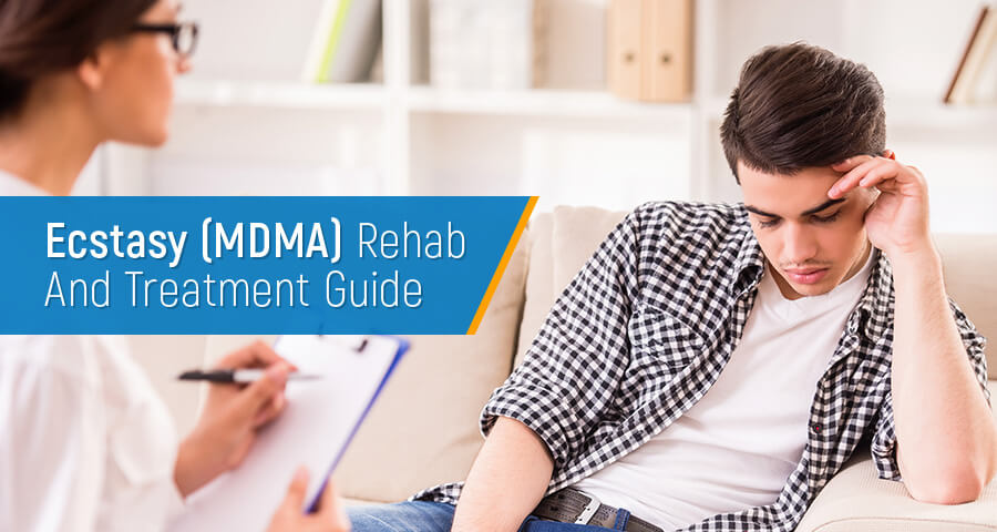 Patient at MDMA rehab assessment