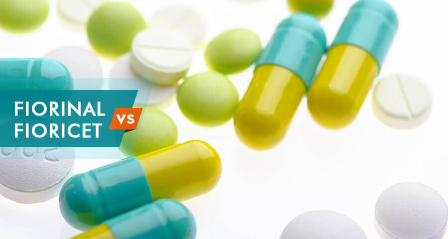 fiorinal vs.fioricet drug comparison
