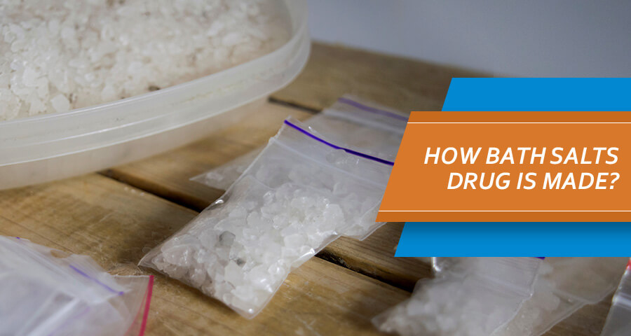 How To Make Bath Salts Drug And What Are Bath Salts Ingredients?