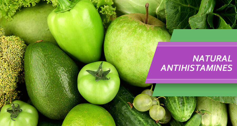 Natural Antihistamines