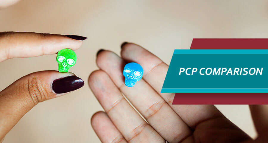 PCP alternative drugs